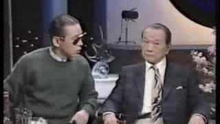 タモロ&岡本太郎.