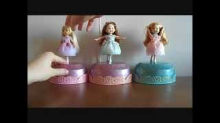 My 12 dancing princesses spinning triplets