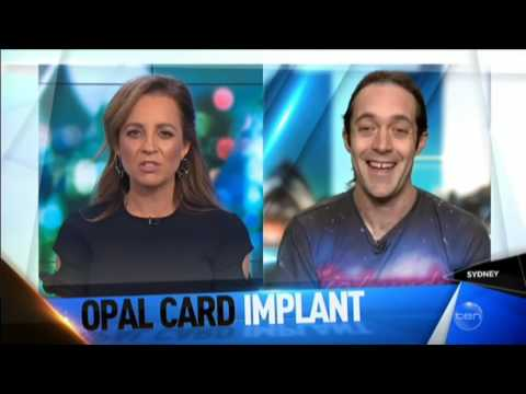 Bio Hacker Chip Opal Card Implant Public Transport Australia - WARN YOUR VICTIMS