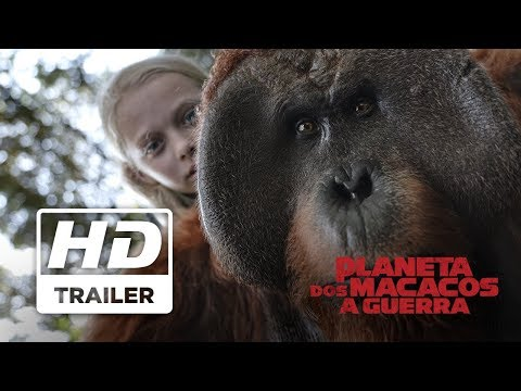 Planeta dos Macacos: A Guerra | Trailer Oficial 3: Liberdade | Legendado HD