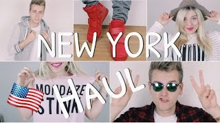 NEW YORK ♛ HAUL | Julienco