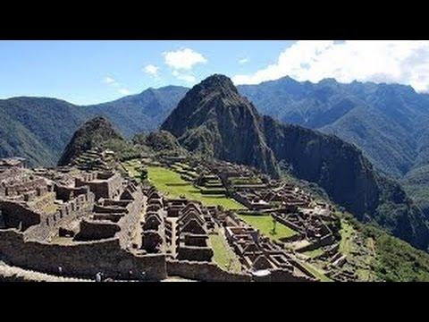Die Anden der Inkas - Geheimnisse im peruanischen Hochland (Doku in HD)