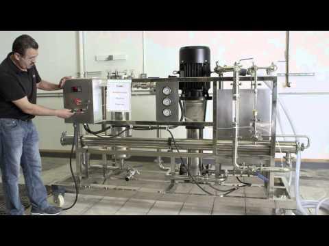 Best Practices of Membrane Filtration System Start Up
