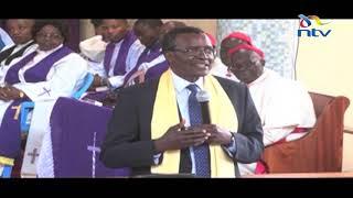 High Court Judge Samuel Ndung'u buried in Nyeri town
