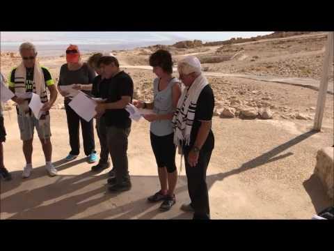Goldner Cohen Bar Bot Mitzvah Masada 10 16