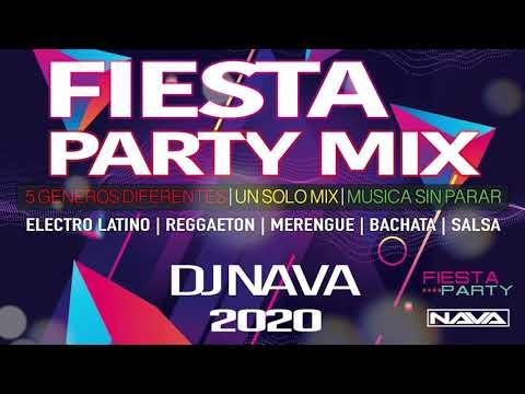 Fiesta Party Mix 2020