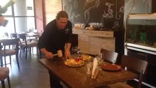 «Я счастлив, что живу в Ереване» - Шеф-повар из ЮАР работает в Армении