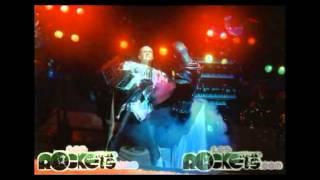 Rockets live in Terni - Italy - September 5, 1980