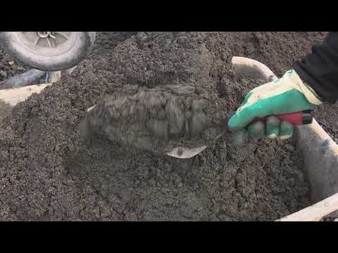Video 2   Sand and Cement