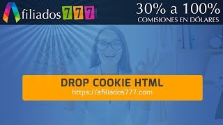 [Afiliados777] DROP COOKIE HTML (sin SPAM)