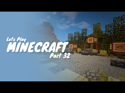 Minecraft :: Part 32 :: How To Build An Archery Range
