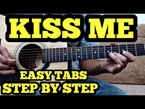 KISS ME (Dairy Milk Silk Ad Song) Guitar Tabs/Lead Lesson | instrumental Cover | FuZaiL Xiddiqui |