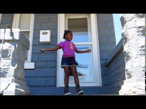 IMO - Cheerleader freestyle Dance by iCameo's daughter - Ri-Cameo
