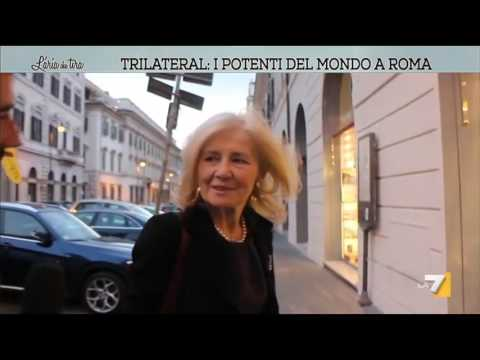 Trilateral: i potenti del mondo a Roma