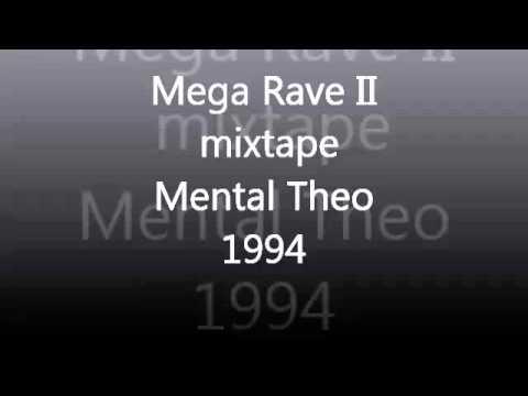 Megarave 2 Energiehal Tape - Mental Theo (1993)