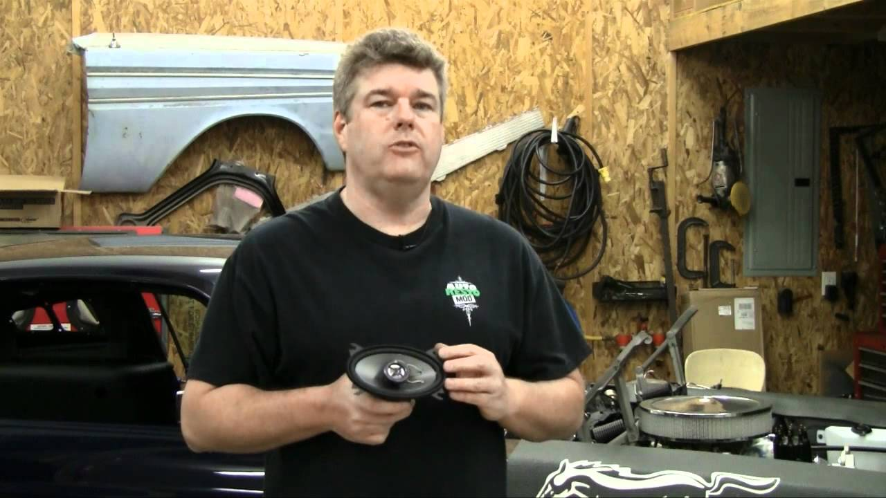 Episode 55 Stereo Part 2 Install Tips For Classic Mustangs Camaros Chevelles And Challengers