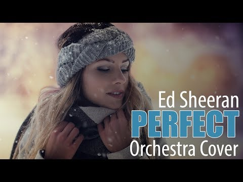 Ed Sheeran - Perfect Piano Orchestra Cover - Now on spotify itunes
