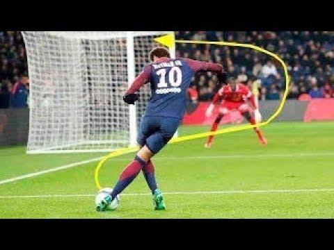 10 لقطات أثبت فيها نيمار أنه يستحق 220 مليون يورو !!