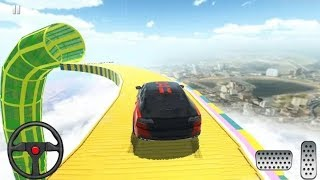 High Speed Car Stunts Racing Game #Download Games For Free #Car Games To Play #Game Car Race Video