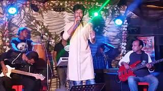Chittagong 2018,Ansolic Song,Singer Parvez,পারভেজ গাইলেন,উত্তম ভাইয়ের বিয়তে, শ্রোতা নন্দিত,পরিবেশনা,