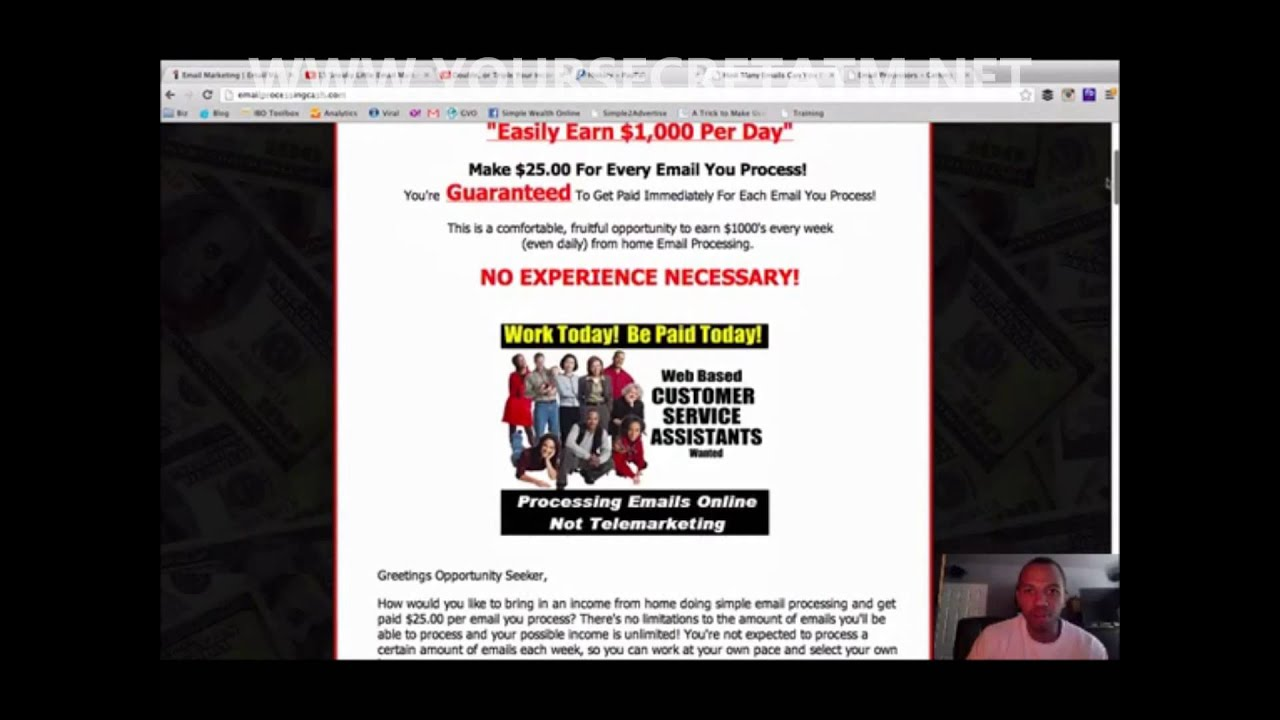 Turn $25 into $300 in a day