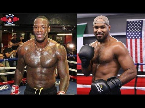 TEAM WILDER OFFERS GERALD WASHINGTON TITLE SHOT, NOW WAITING FOR HIS RESPONSE