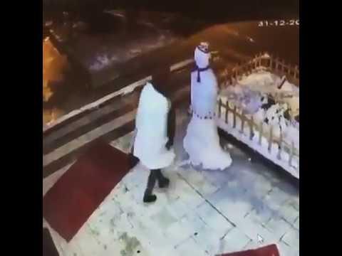 Aragaz Bonus - Kardan Adamı Döven Kadın:)