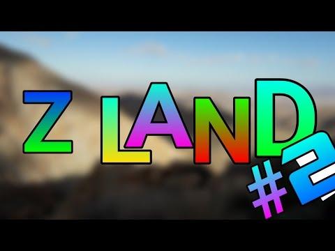 Z Land #2 (Reunion Zombie)😨