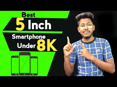 Top 5 Smartphone With 5-Inch Display Under 8k  [Hindi Facts]