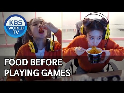Food Before Playing Games [Boss In The Mirror/ENG/2020.04.05]