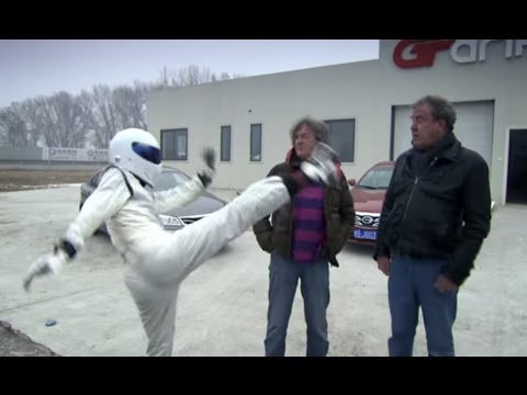 The Stig's Chinese cousin - The Stig - Top Gear - BBC