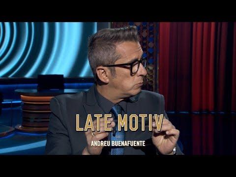 """LATE MOTIV - Monólogo de Andreu Buenafuente """"Viajar en el tiempo""""  LateMotiv525"""