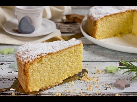 Torta Paradiso - Ricetta.it