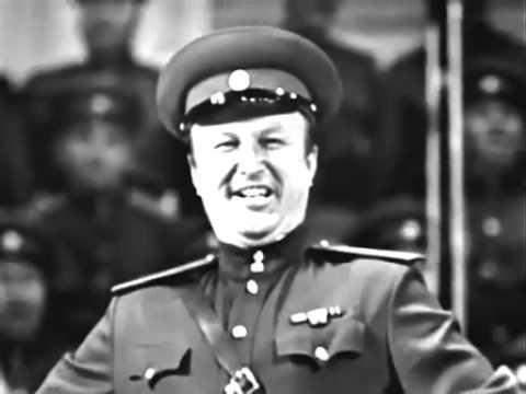 Kalinka - Coro delll'Armata Rossa