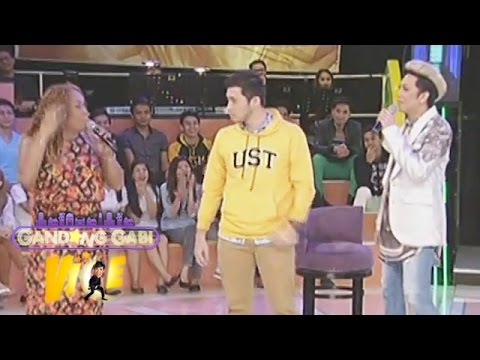 Vice Ganda acts with Negi & Kim on GGV
