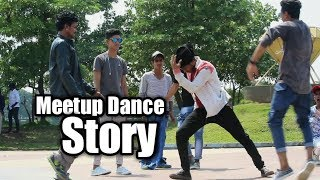 Letest meetup ||dance story ||choreography by space dance
