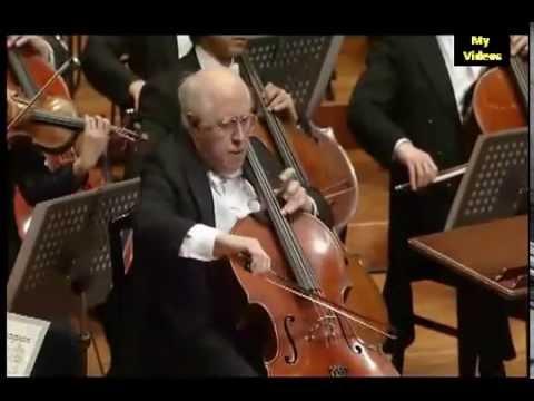 Dvořák Cello Concerto in B minor - Rostropovich