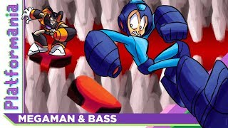Mega Man & Bass (GBA ver. as Mega Man) - Platformania Stream