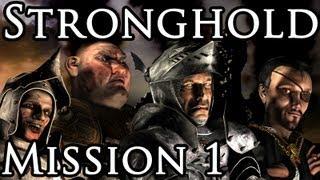 [Прохождение] Stronghold - Mission 1
