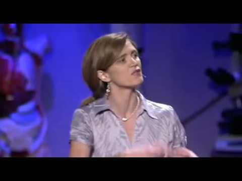 Samantha Power: Shaking hands with the devil
