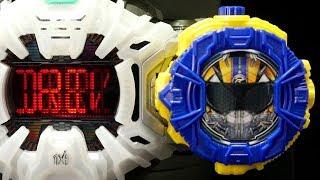 仮面ライダージオウ 【SG07 ドライブタイプフォーミュラライドウォッチ】レジェンドライダーライドウォッチ Kamen Rider Zi-O Drive type Formula Ridewatch