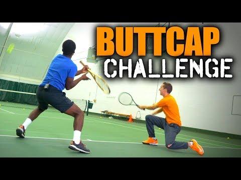 ESSENTIAL TENNIS BUTTCAP CHALLENGE