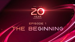 20 YEARS OF ULTRA — EPISODE 1: THE BEGINNING 2017 Video
