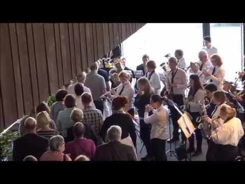 concert Club Musical Berckois pour la clotûre de cinemondes 2016