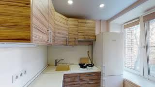 Продается светлая трехкомнатная квартира в отличном состоянии по адресу: г.Москва, ул.Нагорная 9