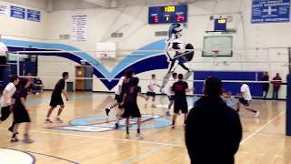 Taft vs. Sylmar Volleyball Sylmar JV Tournament Final 2012 Thumbnail