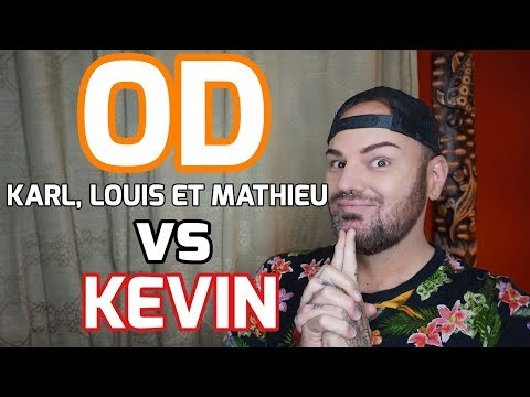OCCUPATION DOUBLE AFRIQUE DU SUD Mathieu, Karl, Louis Vs Kevin