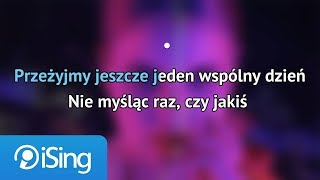 Marta Gałuszewska - Jeden Dzień (karaoke iSing)