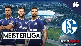 PES 2019 Meisterliga Schalke #16 ⚽ Verhindern wir die KRISE? ⚽ Pro Evolution Soccer 2019