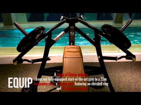 Club Baltimore Gym In Canary Wharf - Promo Video By ClickDo Media